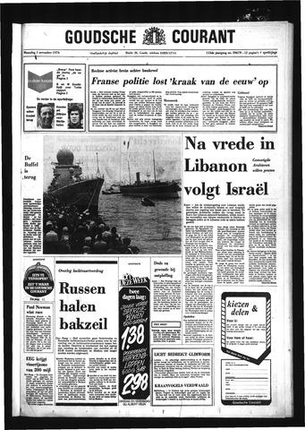 Goudsche Courant 1976-11-01