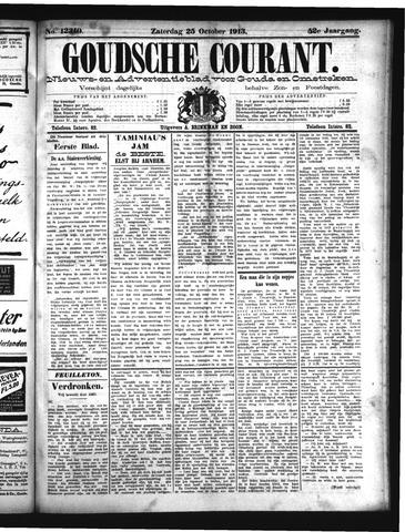 Goudsche Courant 1913-10-25