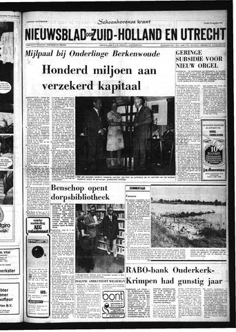 Schoonhovensche Courant 1974-08-16