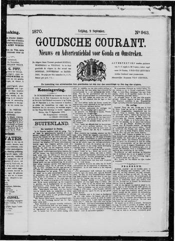 Goudsche Courant 1870-09-09