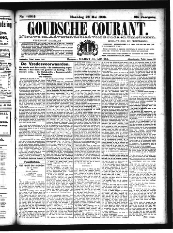 Goudsche Courant 1919-05-26