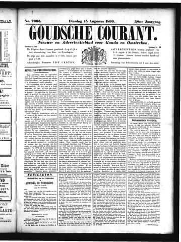 Goudsche Courant 1899-08-15