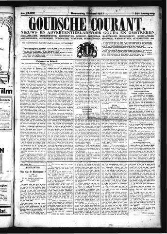 Goudsche Courant 1927-06-22