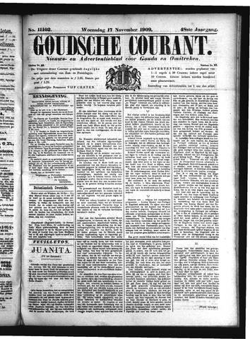 Goudsche Courant 1909-11-17