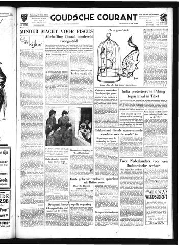 Goudsche Courant 1950-10-28