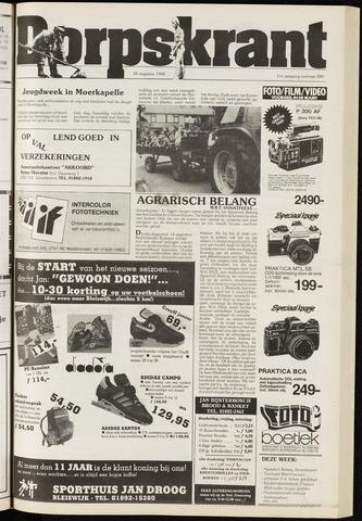 Dorpskrant 1988-08-24
