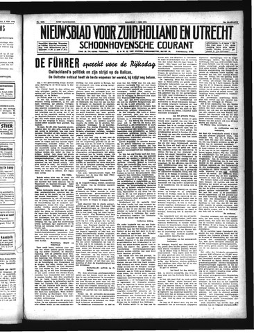 Schoonhovensche Courant 1941-05-05
