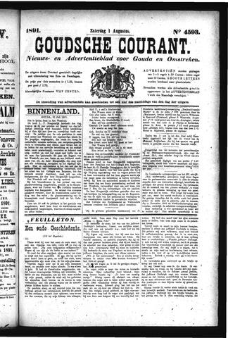 Goudsche Courant 1891-08-01