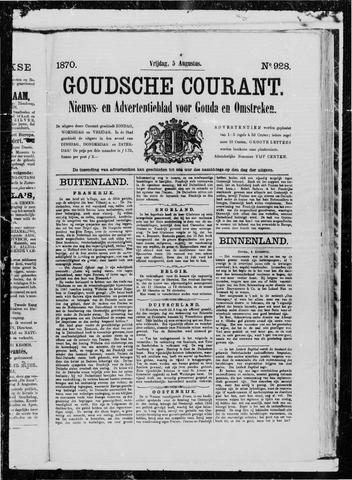 Goudsche Courant 1870-08-05