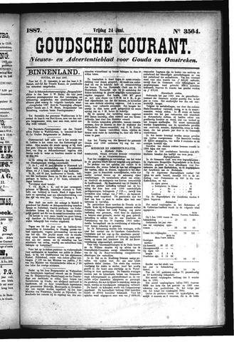 Goudsche Courant 1887-06-24