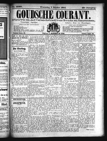 Goudsche Courant 1914-10-07