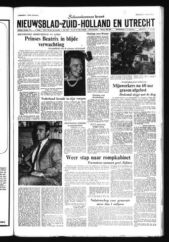 Schoonhovensche Courant 1966-10-24