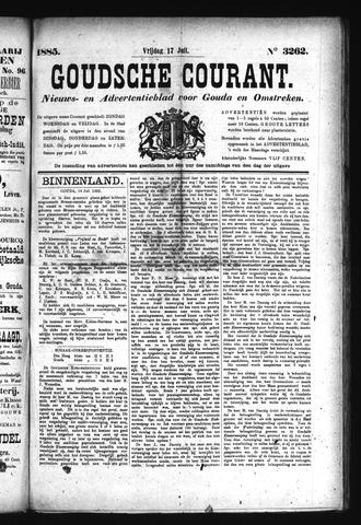 Goudsche Courant 1885-07-17