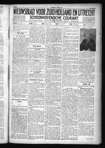 Schoonhovensche Courant 1931-03-02