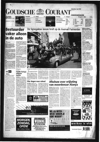 Goudsche Courant 2002-06-01