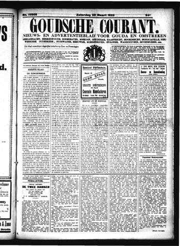 Goudsche Courant 1925-03-28