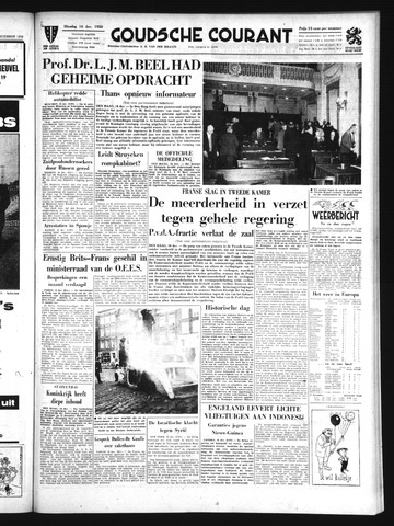 Goudsche Courant 1958-12-16