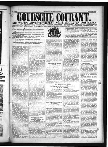 Goudsche Courant 1939-08-10