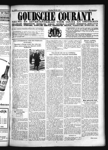 Goudsche Courant 1937-07-20