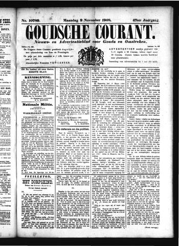 Goudsche Courant 1908-11-09