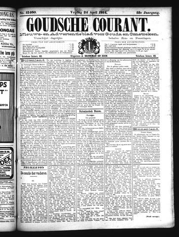Goudsche Courant 1914-04-24