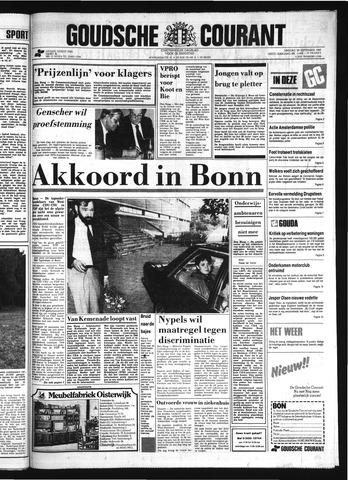 Goudsche Courant 1982-09-28