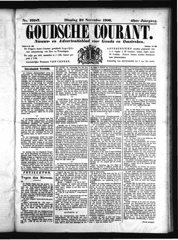 Goudsche Courant 1906-11-20