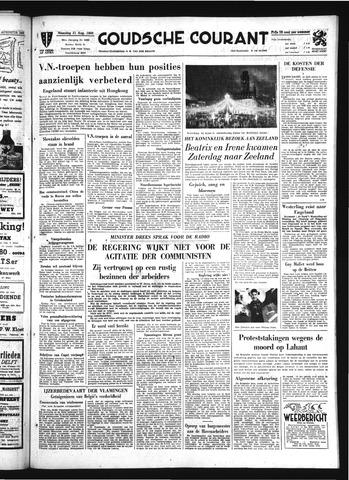 Goudsche Courant 1950-08-21