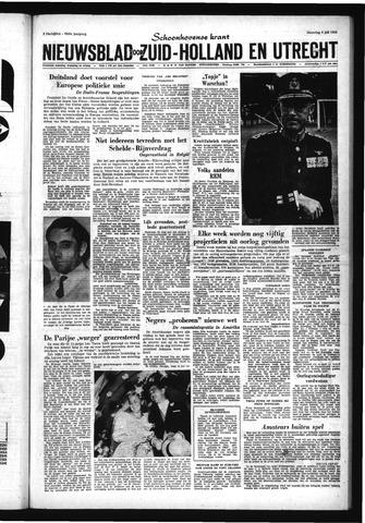 Schoonhovensche Courant 1964-07-06
