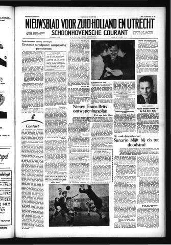 Schoonhovensche Courant 1956-03-23