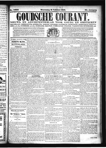 Goudsche Courant 1922-02-15