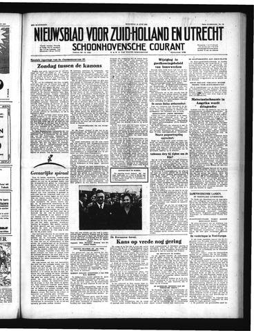 Schoonhovensche Courant 1951-06-13