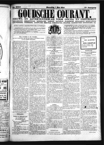 Goudsche Courant 1934-05-07