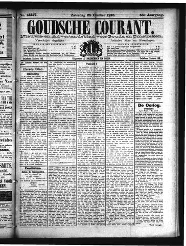 Goudsche Courant 1916-10-28