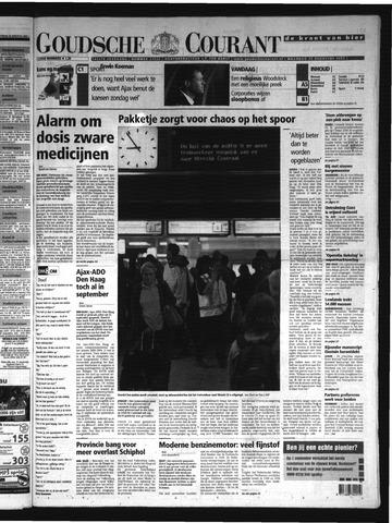 Goudsche Courant 2005-08-22