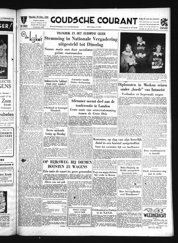 Goudsche Courant 1952-02-18