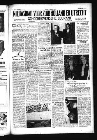 Schoonhovensche Courant 1958-12-17