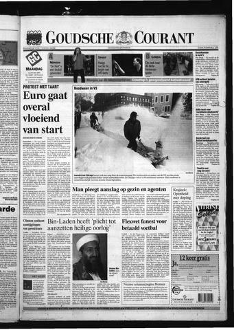Goudsche Courant 1999-01-04