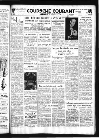 Goudsche Courant 1949-12-22