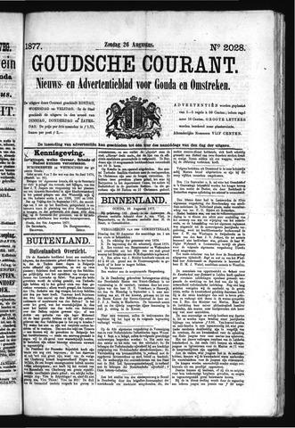 Goudsche Courant 1877-08-26
