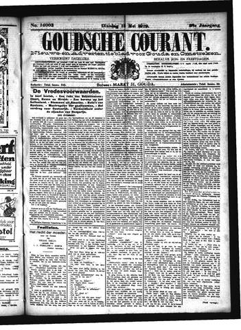 Goudsche Courant 1919-05-13