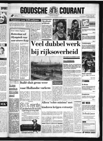 Goudsche Courant 1984-03-06