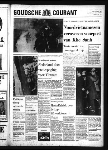 Goudsche Courant 1968-02-07