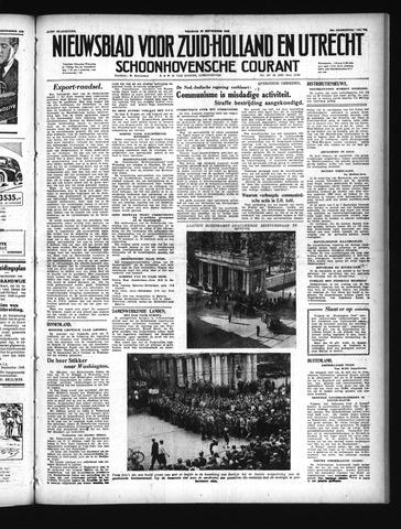 Schoonhovensche Courant 1948-09-17