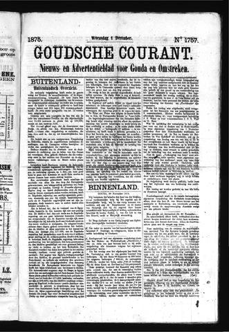 Goudsche Courant 1875-12-01