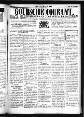 Goudsche Courant 1934-04-16