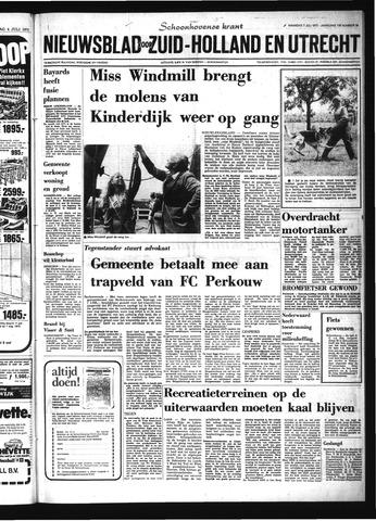 Schoonhovensche Courant 1975-07-07