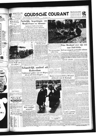 Goudsche Courant 1954-10-23