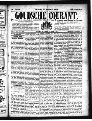 Goudsche Courant 1919-08-30
