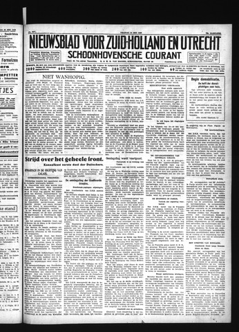 Schoonhovensche Courant 1940-05-24
